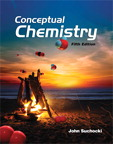 Conceptual Chemistry Textbook Cover
