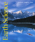 Earth Siences Textbook Cover by Tarbuck 13th Edition