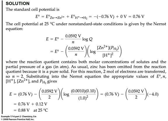 CHM 2046C Module 14 Part E