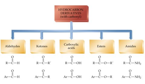 More Hydrocarbon Derivatives